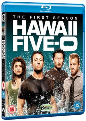 Hawaii Five-0 - Season 1 (Blu-Ray)