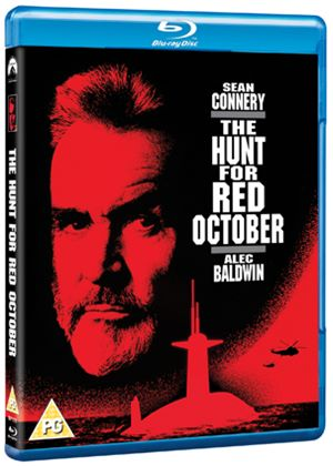 Hunt For Red October (Blu-Ray)