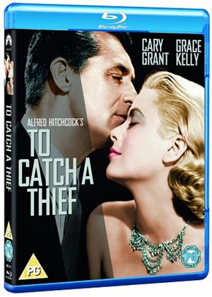 To Catch A Thief (Blu-Ray)