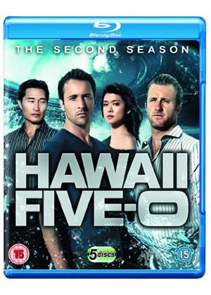 Hawaii Five-O: The Second Season (Blu-ray)