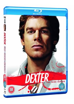 Dexter: Season 3 (Blu-Ray)