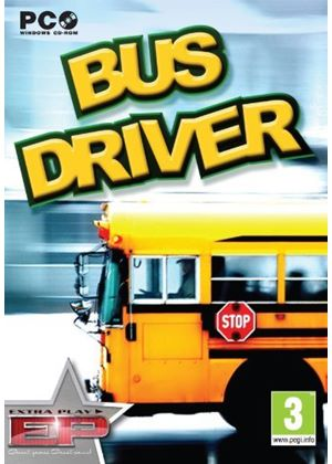 Bus Simulator - Extra Play (PC CD)