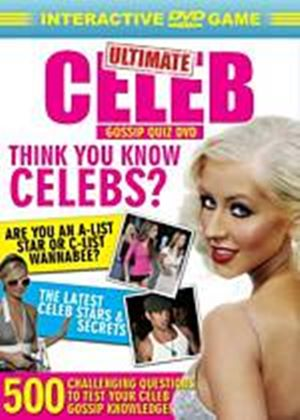 Ultimate Celeb Gossip Quiz, The (DVD Interactive)