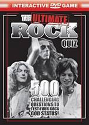 Ultimate Rock Quiz, The (Interactive DVD)