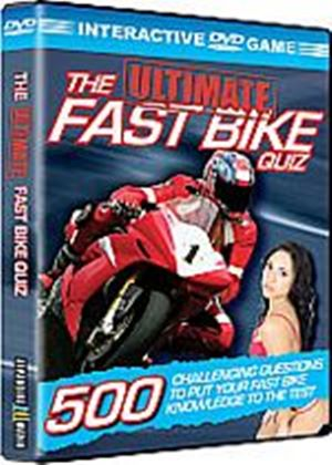 Ultimate Fast Bikes Quiz, The (DVD Interactive )