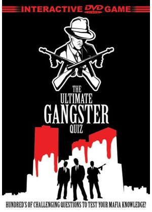 The Ultimate Gangster Quiz