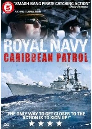 Royal Navy Caribbean Patrol