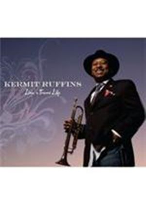 Kermit Ruffins - Livin' A Treme Life (Music CD)