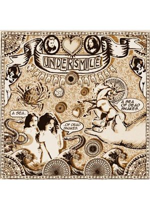 Undersmile - Sea of Dead Snakes (Music CD)
