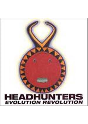 The Headhunters - Evolution Revolution (Music CD)