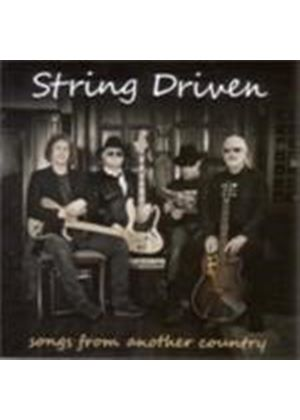 String Driven - Songs From Another Country (Music CD)