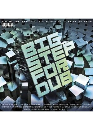 Various Artists - Big Step for Dub (Music CD)
