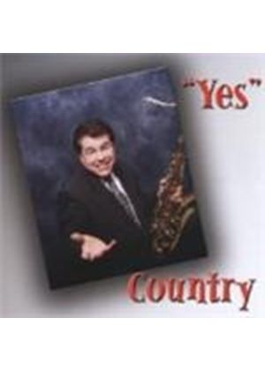 Marty Maggio - Yes Country (Music CD)