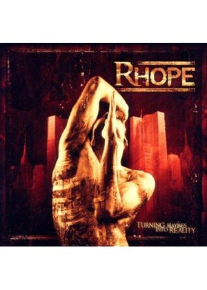 Rhope - Turning Maybes Into Reality (Music CD)