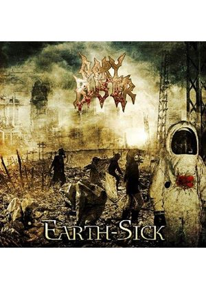 Gory Blister - Earth-Sick (Music CD)