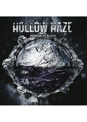 Hollow Haze - Poison In Black (Music CD)
