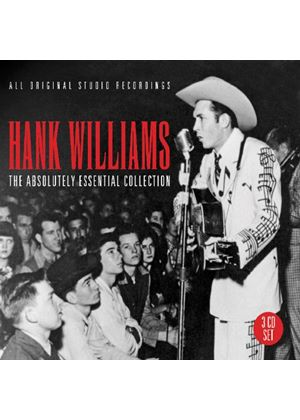 Hank Williams - Absolutely Essential Collection, The (Music CD)