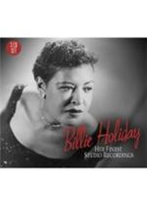 Billie Holiday - Her Finest Studio Recordings (Music CD)