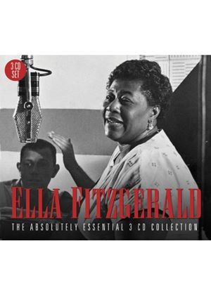 Ella Fitzgerald - Absolutely Essential Collection, The (Music CD)