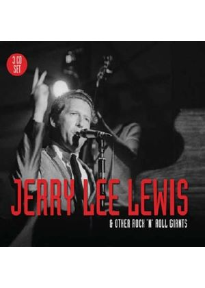 Various Artists - Jerry Lee Lewis And Other Rock 'n' Roll Giants (Music CD)