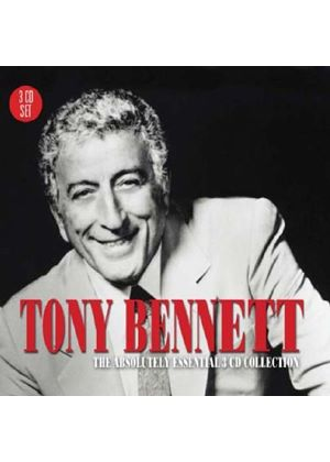 Tony Bennett - Absolutely Essential Collection, The (Music CD)