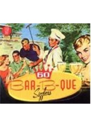 Various Artists - 60 Bar-B-Que Sizzlers (Music CD)