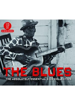 Various Artists - Blues, The (Absolutely Essential 3CD Collection) (Music CD)