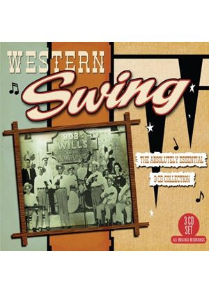 Various Artists - Absolutely Essential 3CD Collection, the (Western Swing) (Music CD)