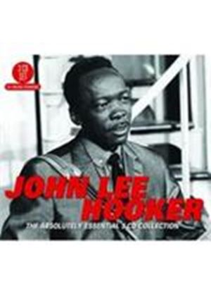 John Lee Hooker - Absolutely Essential 3CD Collection, The (Music CD)