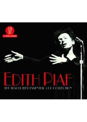 Edith Piaf - Absolutely Essential 3CD Collection, The (Music CD)