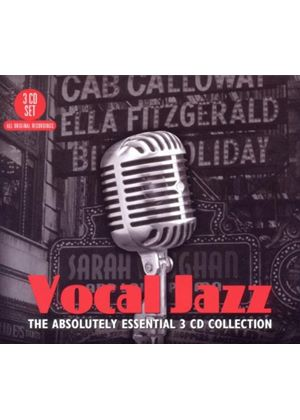 Various Artists - Vocal Jazz (The Absolutely Essential Collection) (Music CD)