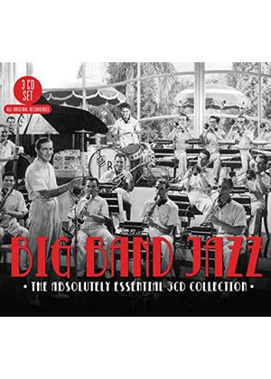 Various Artists - Big Band Jazz (The Absolutely Essential Collection) (Music CD)