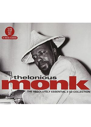 Thelonious Monk - The Absolutely Essential 3 CD Collection (Music CD)