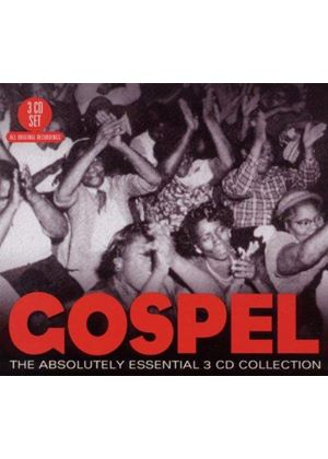 Various Artists - Gospel (The Absolutely Essential 3 CD Collection) (Music CD)