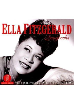 Ella Fitzgerald - Songbooks (The Absolutely Essential 3CD Collection) (Music CD)