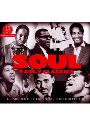 Various Artists - Soul Early Classics (The Absolutely Essential 3CD Set) (Music CD)