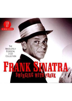 Frank Sinatra - Absolutely Essential 3 CD Collection (Music CD)