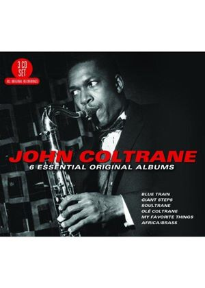 John Coltrane - 6 Essential Original Albums (Music CD)