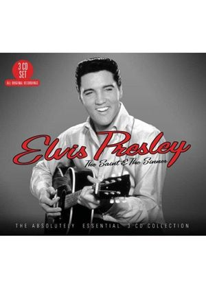 Elvis Presley - Saint & The Sinner (Music CD)