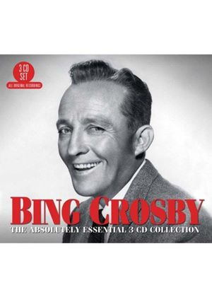 Bing Crosby - Absolutely Essental 3CD Collection (Music CD)