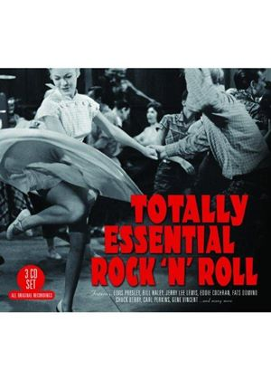 Various Artists - Totally Essential Rock 'n' Roll (Music CD)