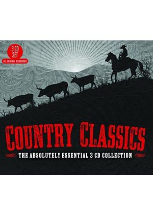 Various Artists - Country Classics (Music CD)