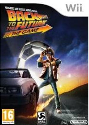Back to the Future: The Game (Wii)