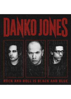 Danko Jones - Rock and Roll is Black and Blue (Music CD)