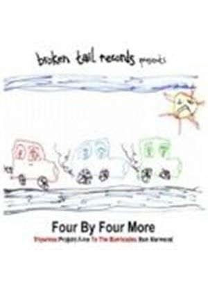 Various Artists - Broken Tail Records Presents: Four By Four More (Music CD)