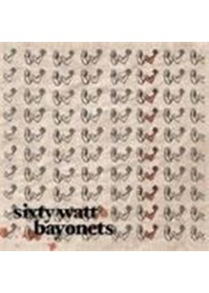 Sixty Watt Bayonets - Pounding Hearts Fighting Words (Music CD)