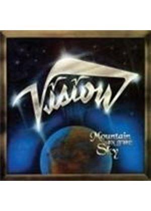 Vision - Mountain In The Sky (Music CD)
