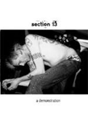 Section 13 - Demonstration, A (Music CD)
