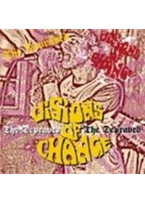 Visions Of Change - Visions Of Change/The Depraved (Music CD)