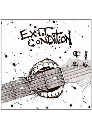 Exit Condition - Bite down Hard/Impact Time (Music CD)